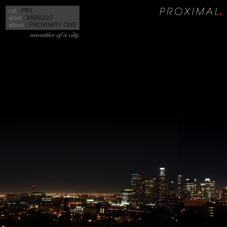 Proximity One: Narrative of a City